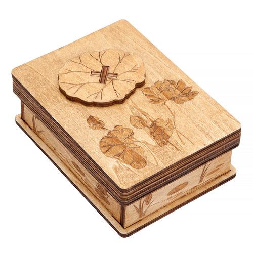 Lotus Flower Box