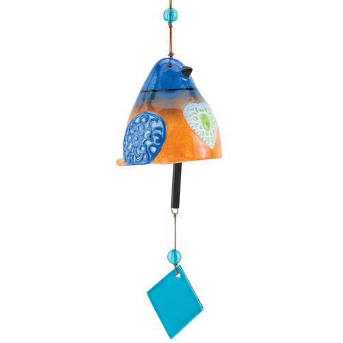 Bird Bell Chimes - Bluebird