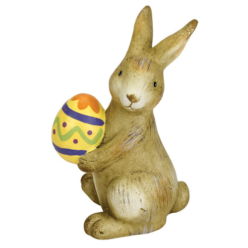 Easter Bunny Sculpture