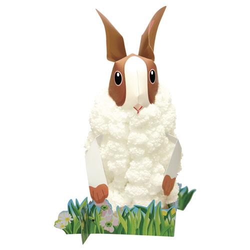 Amazing Growing Bunny