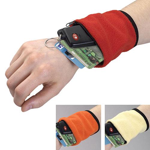 Set of 3: Wrist Wallets