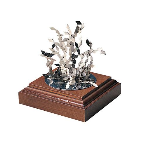 Magnetic Art Sculpture - Diamonds