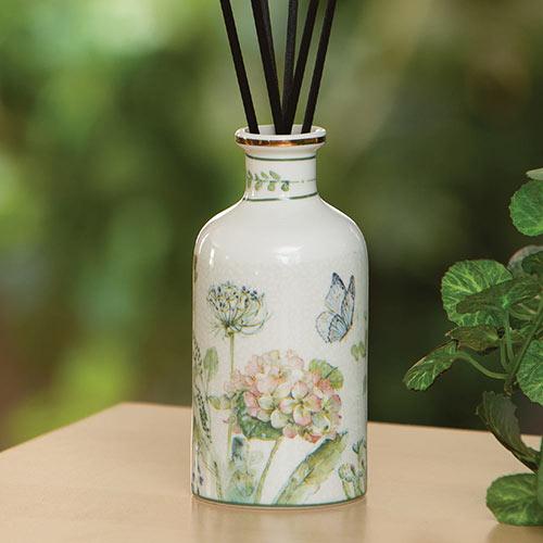 Floral Porcelain Reed Diffuser