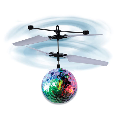 The Amazing Hoverball Action Toy