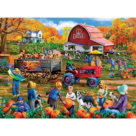 Autumn Festival 1000 Piece Jigsaw Puzzle