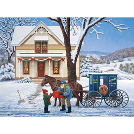 Special Delivery 1000 Piece Jigsaw Puzzle