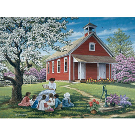 The Growing Season 300 Large Piece Jigsaw Puzzle