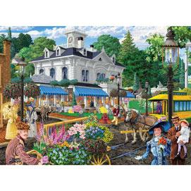 Victorian Spring 1500 Piece Jigsaw Puzzle