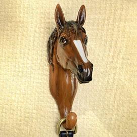 Thoroughbred Horse Hook