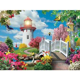 Spring Light 1000 Piece Jigsaw Puzzle