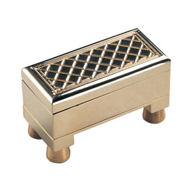 Brass Treasure Chest