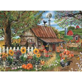 Bountiful Meadows Farm 500 Piece Jigsaw Puzzle