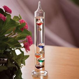 Galileo Thermometer 9