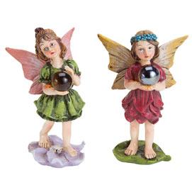 Set of 2: Wishball Fairies