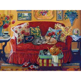 Her Retreat II 1500 Piece Giant Jigsaw Puzzle