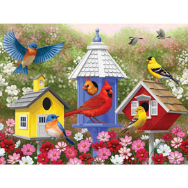Primary Colors 500 Piece Jigsaw Puzzle