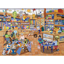 The Crafting Store 300 Large Piece Jigsaw Puzzle
