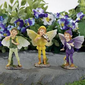 Three Magical Pixies