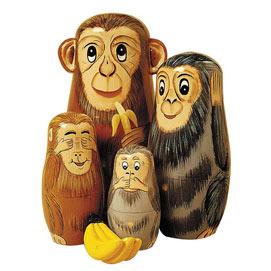 Nesting Monkeys