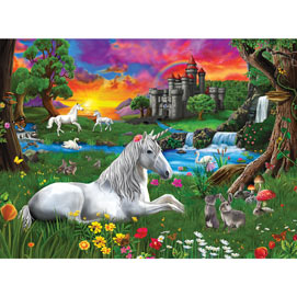 The Land Of Fantasy 1000 Piece Jigsaw Puzzle