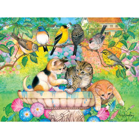 Waiting Your Turn 500 Piece Jigsaw Puzzle