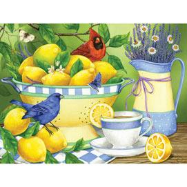 Lemons & Lavender 500 Piece Jigsaw Puzzle