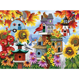 No Place Like Home 1000 Piece Jigsaw Puzzle