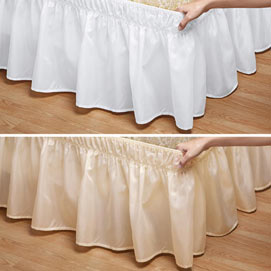 Oh So Easy Stretch Bed & Mattress Skirt