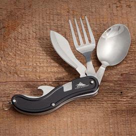 Essential Folding Utensil Tool