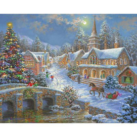 Heaven On Earth 1500 Piece Jigsaw Puzzle
