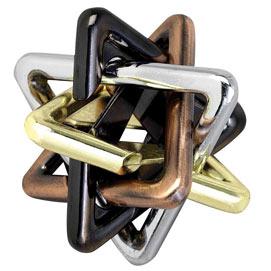 Unlink Metal Puzzle