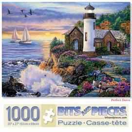 Perfect Dawn 1000 Piece Jigsaw Puzzle