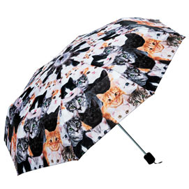 Raining Cats Umbrella