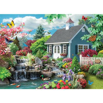 Dream Landscape 1500 Piece Jigsaw Puzzle