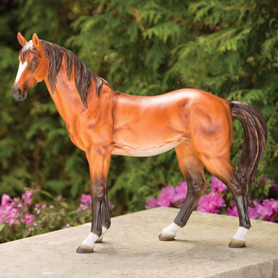 Small Thoroughbred Sculpture