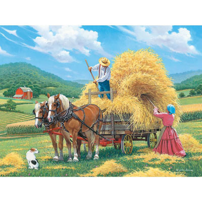 High Noon 500 Piece Jigsaw Puzzle