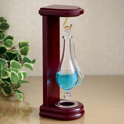 Desktop Barometer