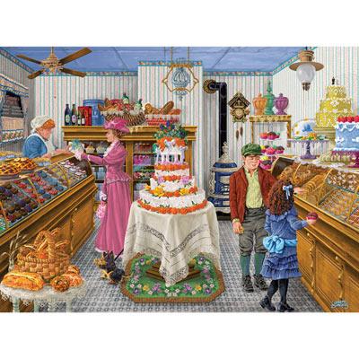 Fantastic Cakes 500 Piece Jigsaw Puzzle