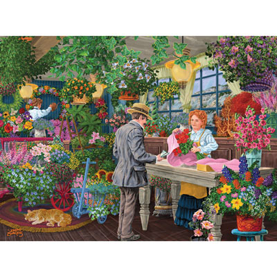 Roses My Sweet 500 Piece Jigsaw Puzzle