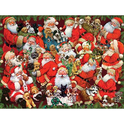 Calves And Friends 1000 Piece Jigsaw Puzzle