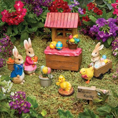 Miniature Bunny World