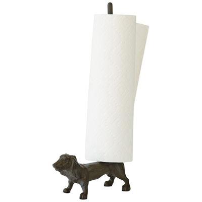 Doggie Towel Holder