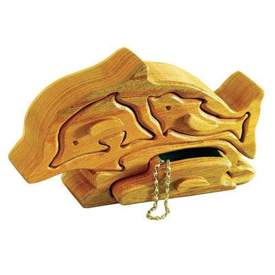 Dolphin Treasure Box