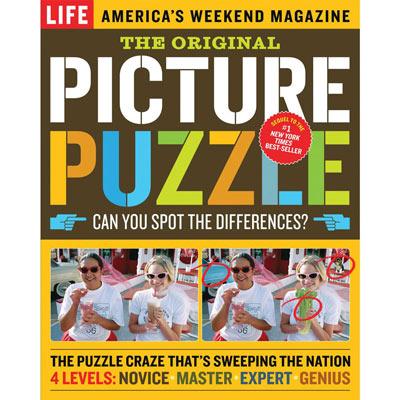 LIFE The Original Picture Puzzle Book