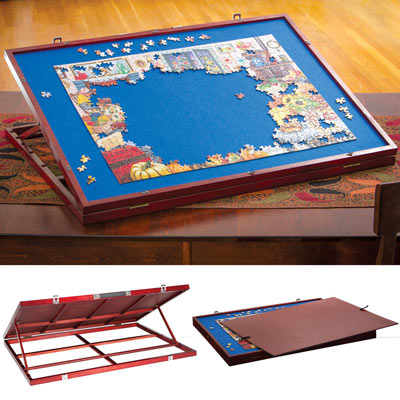 Puzzle Expert Tabletop Easel