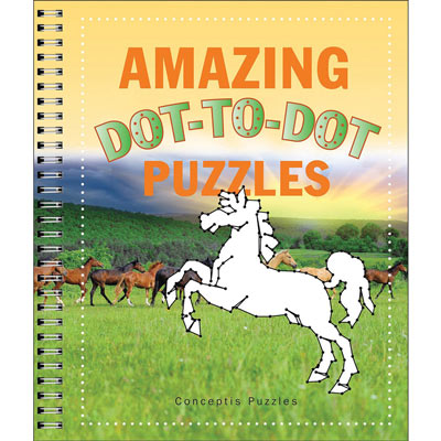 Amazing Dot-to-Dot Puzzles