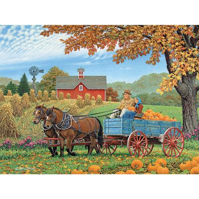 Bumper Crop 500 Piece Jigsaw Puzzle