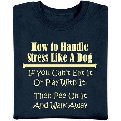 Handle Stress Tee