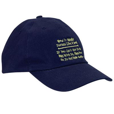 Handle Stress Cap
