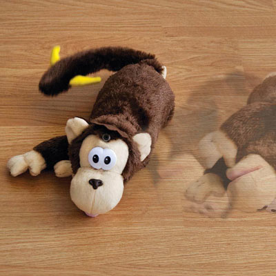 Laugh Out Loud Rollover Monkey